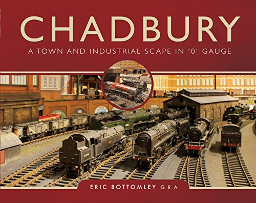 Gauge Dcc Locomotive (Chadbury: A Town and Industrial Scape in '0' Gauge)
