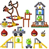 K'nex Angry Birds Mission Mayham and Hammin Around with 2 Character Set