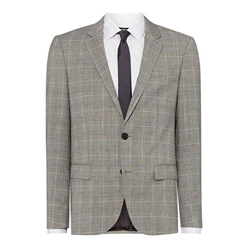 [フューゴ] メンズ ジャケット&ブルゾン Henry Slim Fit Pow Check Two-piece Suit [並行輸入品] B07F33XPSL 48 Regular