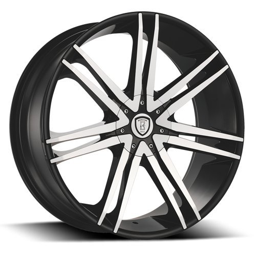 24 inch rims package - 2