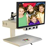 Magnisight - Explorer HD 22 Inch Widescreen Color Auto Focus Video Magnifier