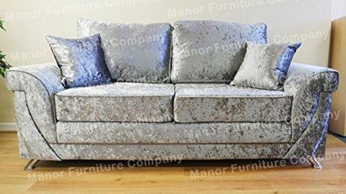 Muebles en línea baratos de sofá grande de 3 + 2 plazas en ...