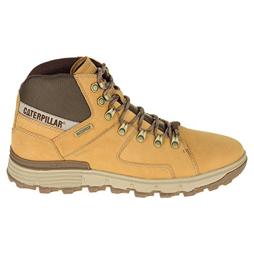 Caterpillar Mens Stiction Hiker Hiking Boot Honey Reset