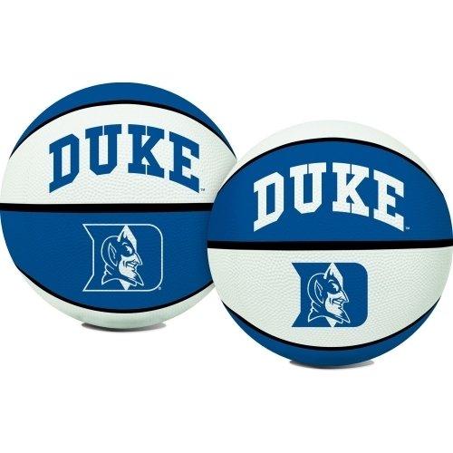 NCAA Duke Blue Devils Crossover Full Size Basketball by Rawlings