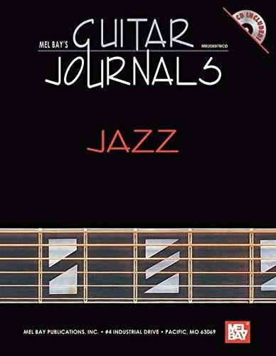 - Mel Bay's Guitar Journals Jazz by Corey Christiansen (2005-09-15)