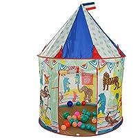Vdo Vpaly-Tente de Jouet et Maison de Jouet pour Les Enfants pour Intérieur et extérieur (Cirque)