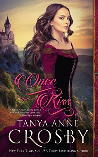 book cover of Once Upon a Kiss
