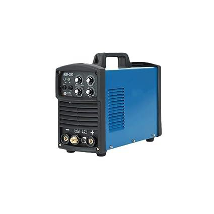 CYDKZMEPA Máquina de Soldadura WSM-200a inversor Pulso CC Industrial argón Soldadura por Arco eléctrico