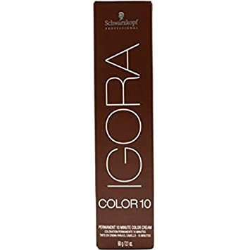 2426e9d65b Image Unavailable. Image not available for. Color: Schwarzkopf Igora  Color10 Hair Color - 9-0 Extra Light Natural Blonde ...