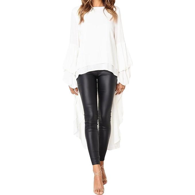 ASHOP Ropa Mujer, Sudaderas Mujer Tumblr Invierno Blusas Elegantes Tallas Grandes Tops Deporte estamoado (