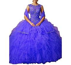 Amazon.com: UGLY UG007 - Mancuernas de boda largas de ...