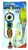 JW Pet Company Activitoys Triple Mirror Bird Toy