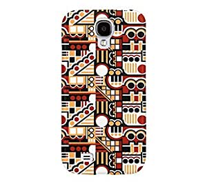 A1 Galaxy S4 Black Barely There Phone Case - Design By SHUSHUTOU