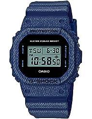 Casio G-Shock DW5600DE-2 G-Shock's new Denim'd Color Design