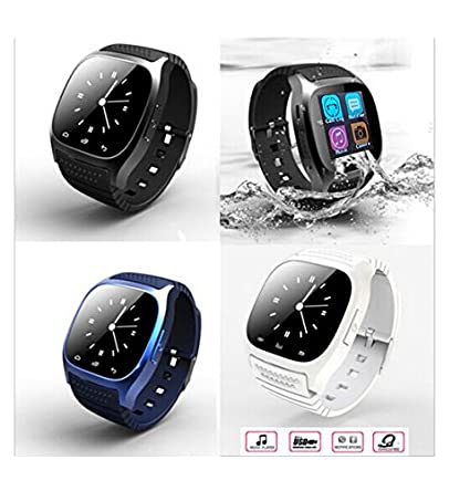 Amazon.com: iSTYLE M26 Bluetooth Smart Watch Sport Gym ...