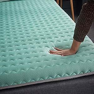 Amazon.com: Colchón de espuma viscoelástica de látex, 6d ...