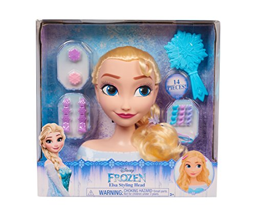 Frozen Styling Head - Elsa (Frozen Elsa Head)
