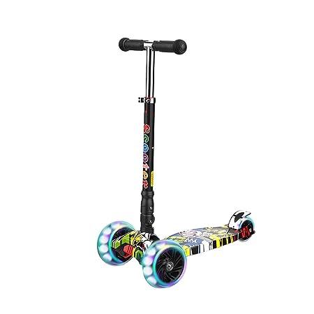 Patinetes Scooter para niños Scooter 2-12 años de Edad Un ...