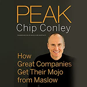 Peak Audiobook