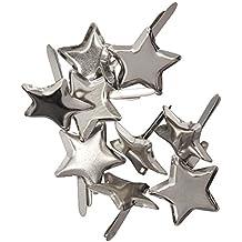 Star paper Fasteners Star shape