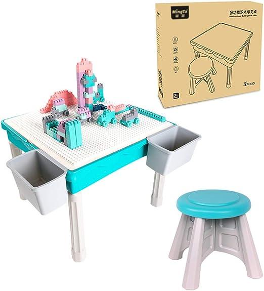 Juego de mesa y silla para niños, Mesa de estudio de juegos ...