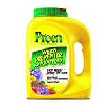 weed plant food - Preen Garden Weed Preventer Plus Plant Food - 7 lb Covers 1,120 sq. ft