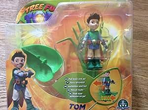 Tree Fu Tom - Blíster figura luxe, 3 modelos 15 x 18 cm (Giochi Preziosi 80262)