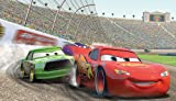 RoomMates JL1234M Disney Pixar Cars Chair Rail Prepasted Mural 6-Foot by 10.5-Foot