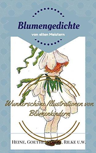 Blumengedichte Wunderschöne Illustrationen Von