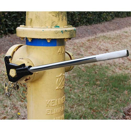 Single Head Adjustable Fire Hydrant Wrench