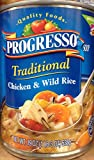 Cheap Progresso Traditional Chicken & Wild Rice Soup 19oz Can (Pack of 8)