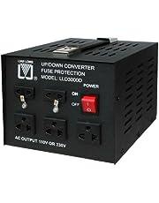 3000 W USA spanningsomvormer 230/220 V naar 110 V step-down/step-up