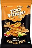 TooYumm! Veggie Stix, Minty Masala, 30g