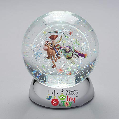 Department 56 Disney Classic Brands Toy Story Waterdazzler Waterball 4.5