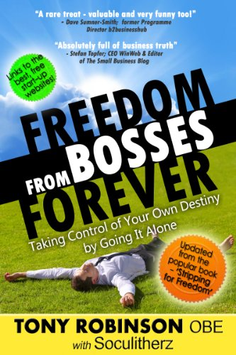 Book cover image for Freedom from Bosses Forever