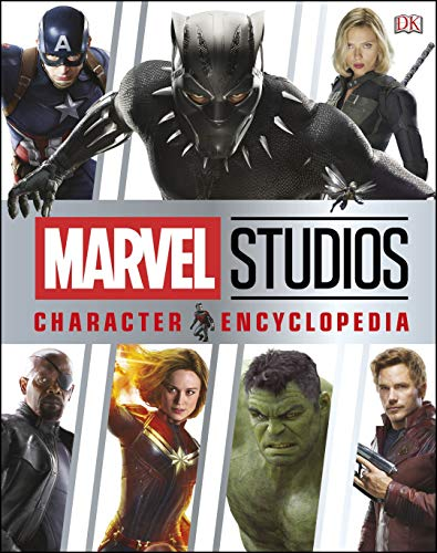 Marvel Universe Book - Marvel Studios Character Encyclopedia