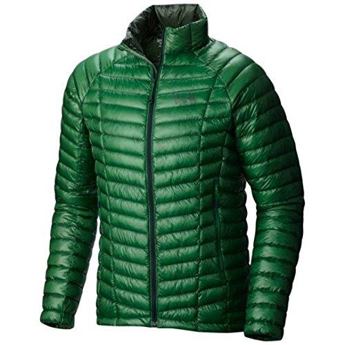 Mountain Hardwear Men's Ghost Whisperer Down Jacket,Serpent Green, - Mens Mountain Ghost Hardwear