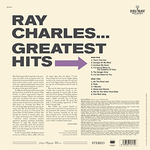 Buy ray charles best albums