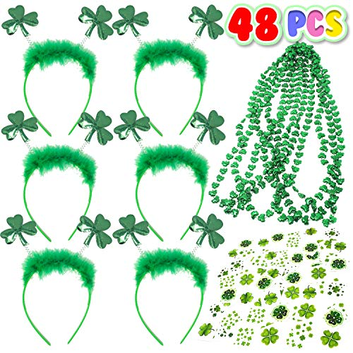 Lil' Toys 48 Pcs St. Patrick's Day Party