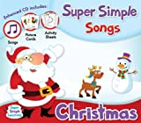 Super Simple Songs - Christmas (CD includes printable support materials)