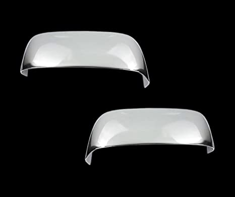 MaxMate Fit 2007-2015 Ford Expedition Chrome Top Half Mirror Cover