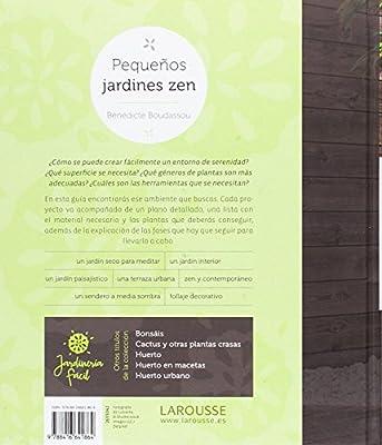 Pequeños jardines zen Larousse - Libros Ilustrados/ Prácticos ...