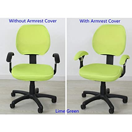 Awe Inspiring Amazon Com Shanyt Chair Cover 24 Color Lycra Office Pabps2019 Chair Design Images Pabps2019Com