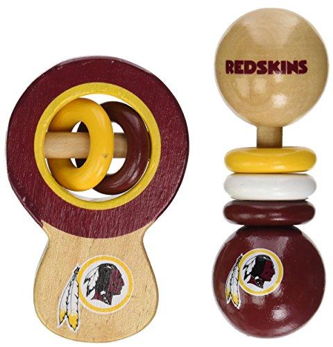 Nfl Womens Jerseys Shop (MasterPieces NFL Washington Redskins Baby Rattle)