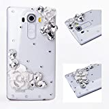 Asus Zenfone2 Laser 5.0 ZE500KL Case, Everun Fashion 3D PC Hard Bling Crystal Luxury Cute Back Case for Smart Consumer Cellular Cell Phone Asus Zenfone2 Laser 5.0 ZE500KL(Fit for 5.0 inch Asus)