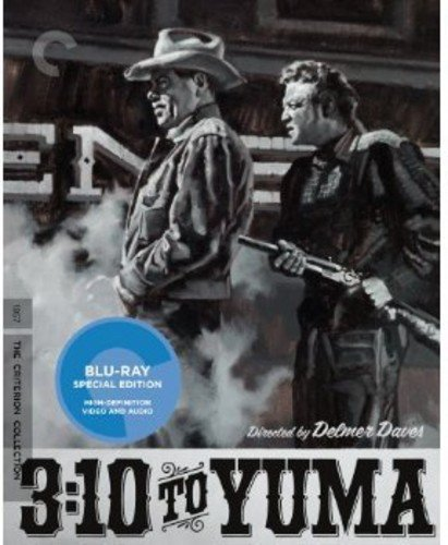 3:10 to Yuma (Criterion Collection) [Blu-ray]