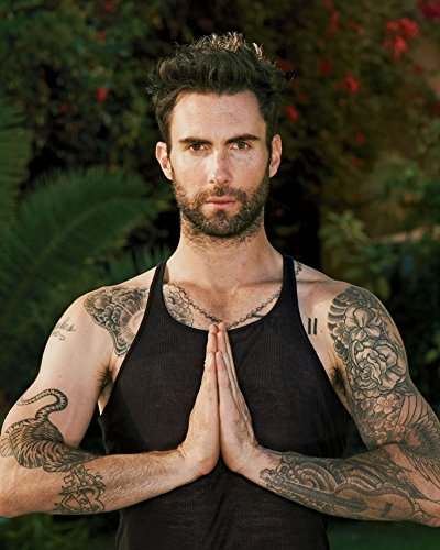 Maroon 5 - Adam Levine 8 x 10 GLOSSY Photo Picture IMAGE #2