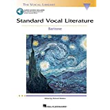 Standard Vocal Literature - An Introduction to Repertoire: Baritone (Vocal Library)