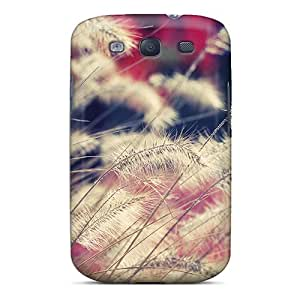 Shock-dirt Proof Dry Grass Case Cover For Galaxy S3
