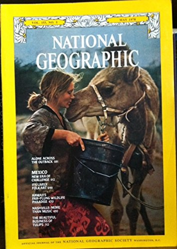 National Geographic Magazine, May 1978 (Vol. 153, No. - Camel Pottery
